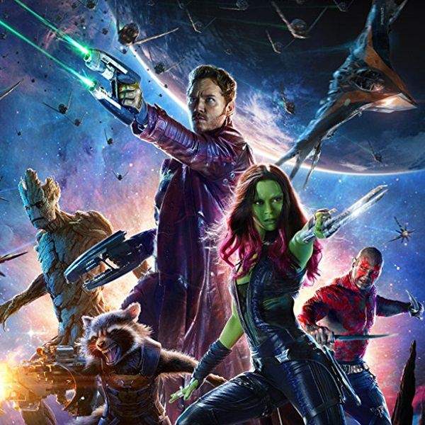 Guardians of the Galaxy review – a ridiculously good time
