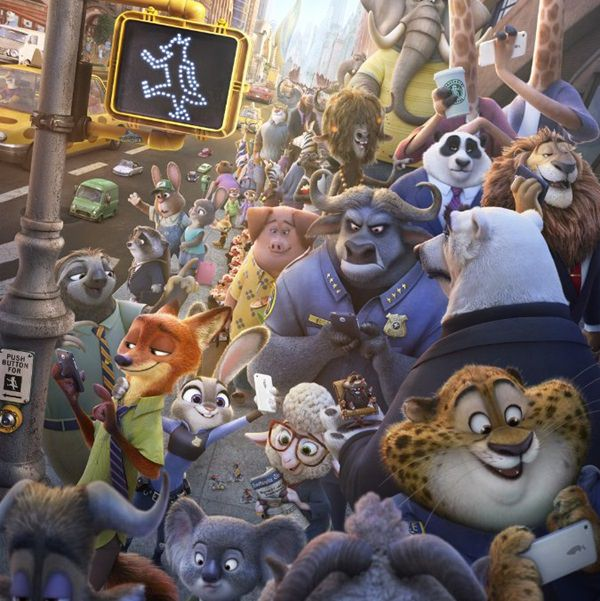 Zootropolis review – Disney's fun and adventurous take on the buddy cop genre