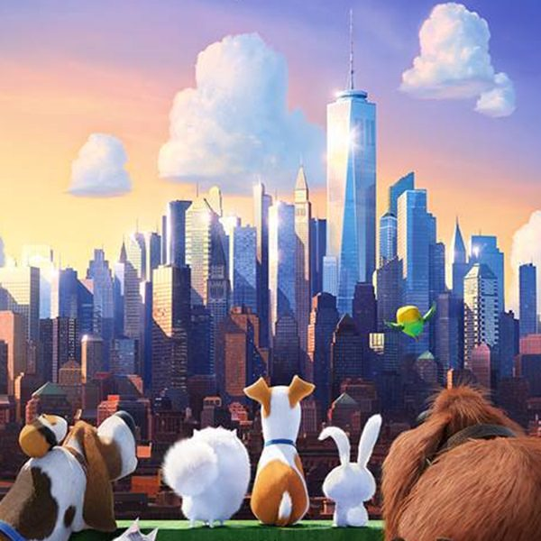 The Secret Life of Pets review – a humorous look at what your pets get up to when you're not around