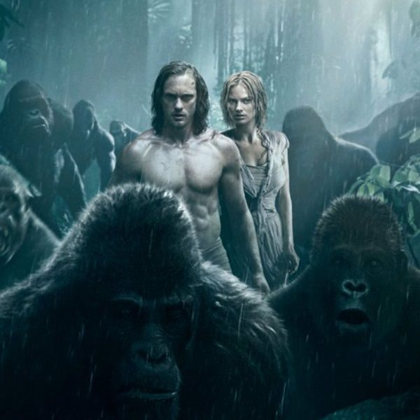 The Legend of Tarzan review – a moody and dour take on the Lord of Apes
