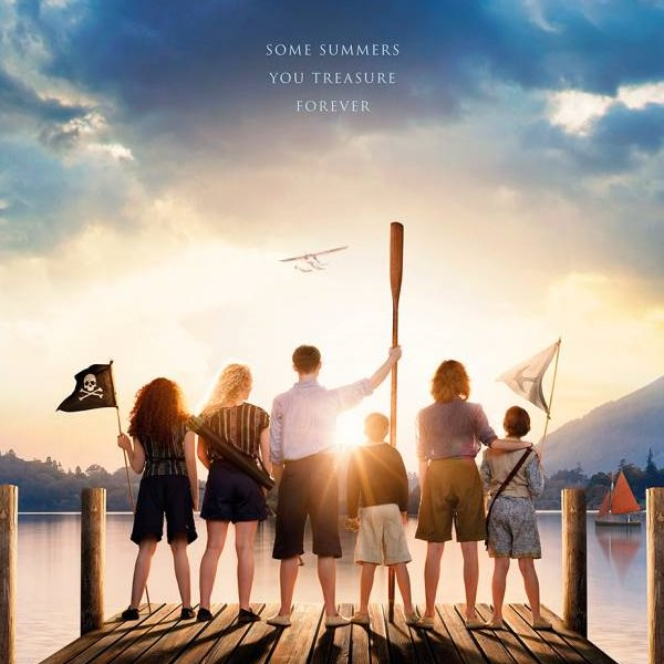 Swallows and Amazons review – a quintessentially British and charming kids adventure