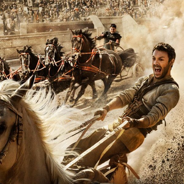 Ben-Hur review – a pointless remake of a classic film