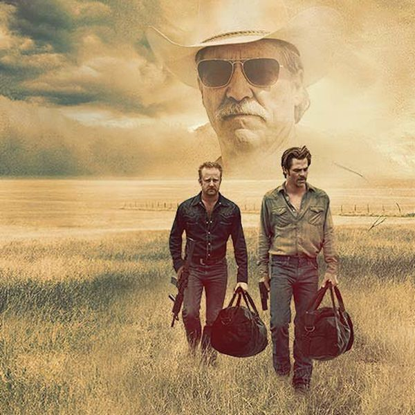 Hell or High Water review – a great modern Western