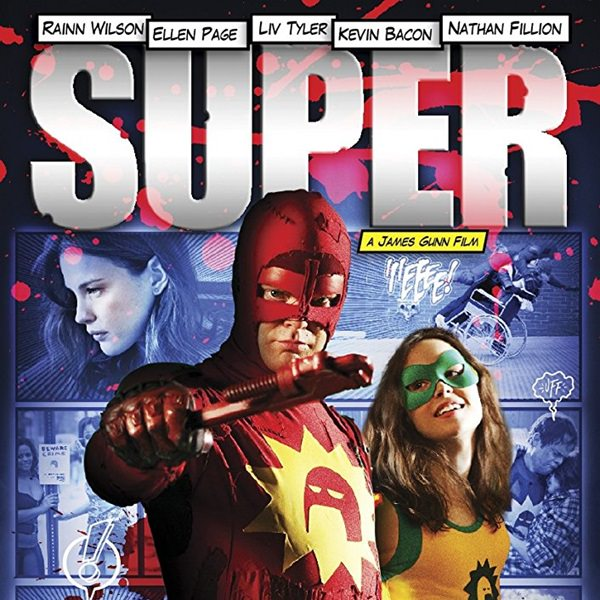 Super review – combines jet black humour and a low key take on the superhero genre
