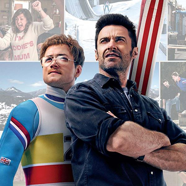 Eddie the Eagle review – a great feel-good biopic