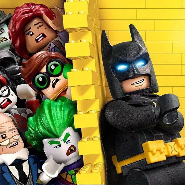 The LEGO Batman Movie review – a hilarious and fun-filled movie