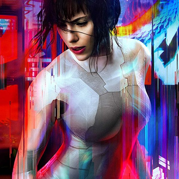 Ghost in the Shell review – a stylishly made, and spectacle filled sci-fi