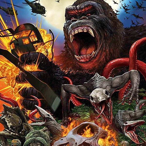 Kong: Skull Island review – a fun and entertaining creature feature