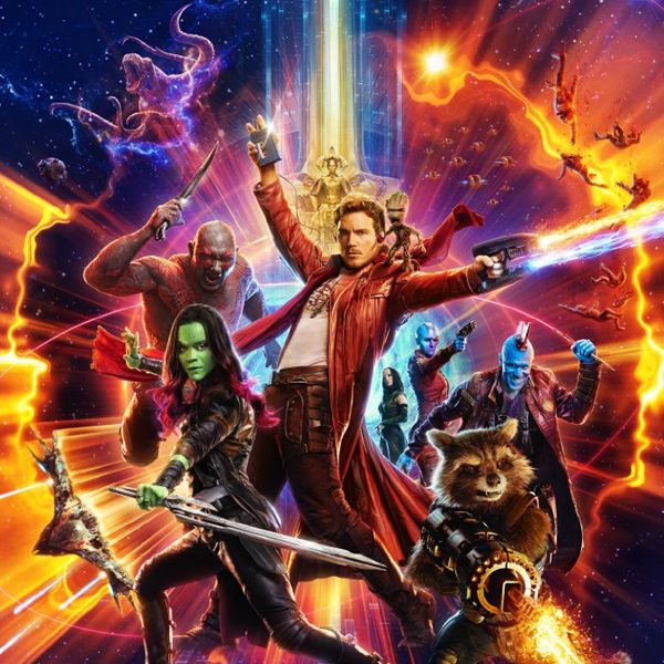 Guardians of the Galaxy Vol 2 review – hilarious and entertaining