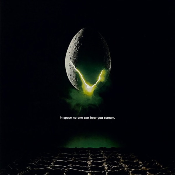 Alien (1979) is the ultimate in sci-fi horror