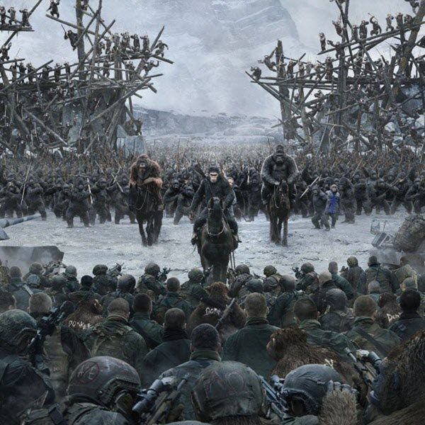 War for the Planet of the Apes review – a riveting and ape-tastic war film