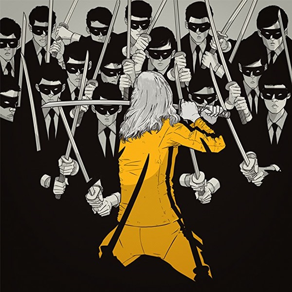 Kill Bill: Vol 1 review – a rip-roaring rampage of revenge