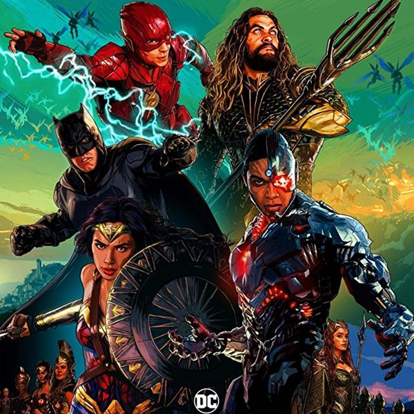 Justice League review – a perfectly fine superhero movie