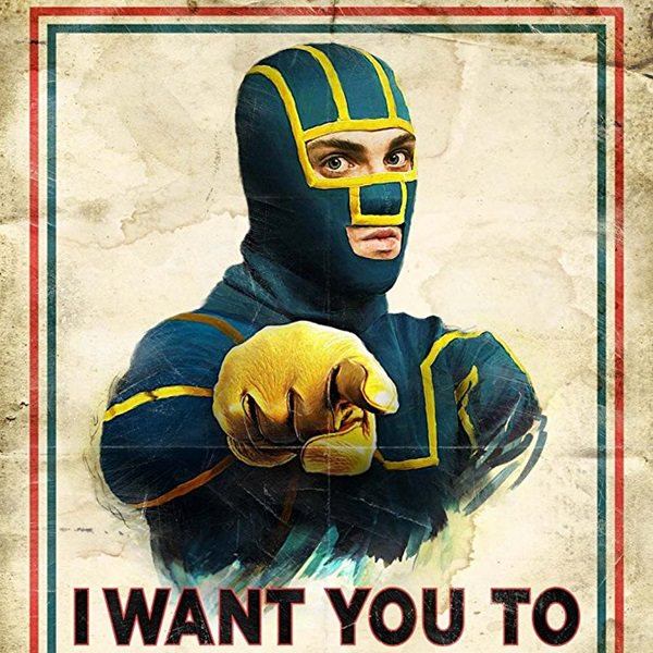 Kick-Ass review – thoroughly entertaining from start to finish