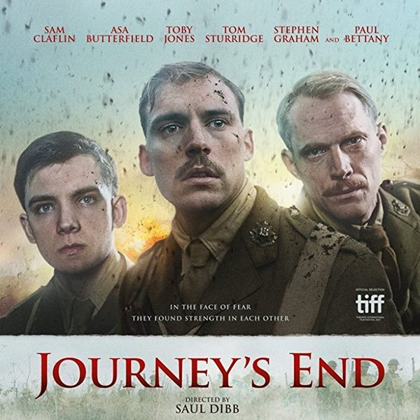 Journey's End review – a brutal and gut-punching war film