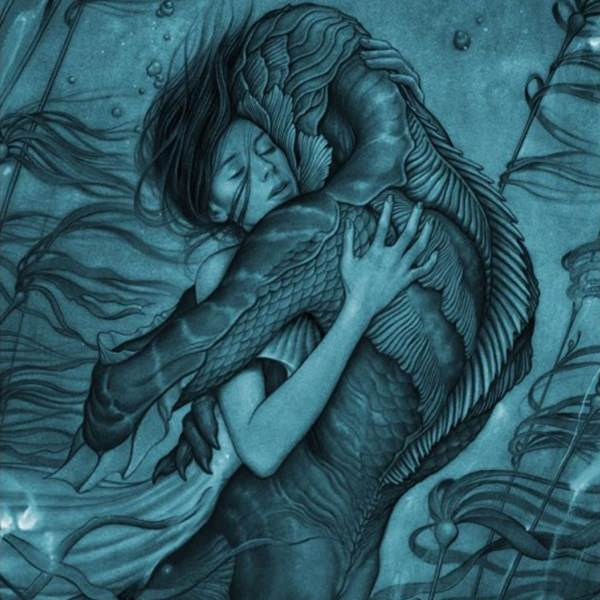 The Shape of Water review – a beautiful modern-day fairy tale