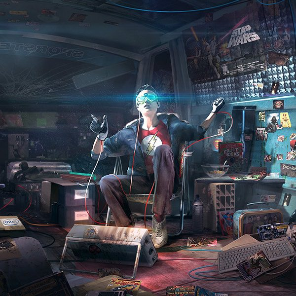 Ready Player One review – a thrilling sci-fi adventure