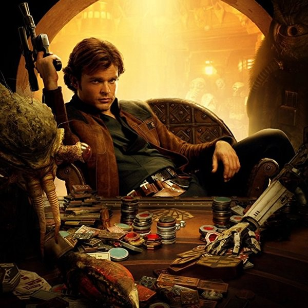 Solo: A Star Wars Story review – disappointing