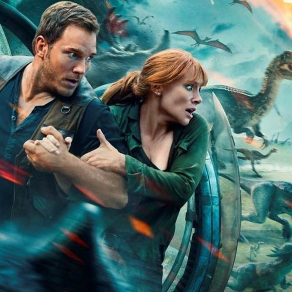 Jurassic World: Fallen Kingdom review – an entertaining dinosaur movie
