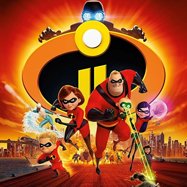 Incredibles 2 review – an incredibly great Pixar film