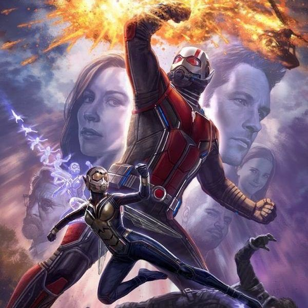 Ant-Man and the Wasp review – a satisfying superhero movie