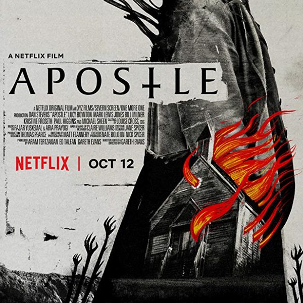 Apostle review – a superbly crafted horror film