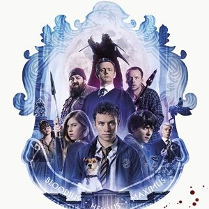 Slaughterhouse Rulez (2018) is a serviceable horror-comedy