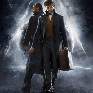 Fantastic Beasts: The Crimes of Grindelwald (2018) is overly dense but still enjoyable