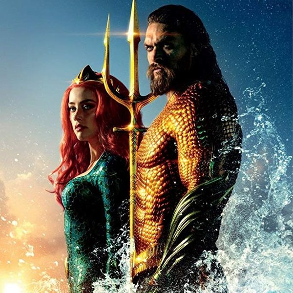 Aquaman review – a fun and adventurous superhero movie