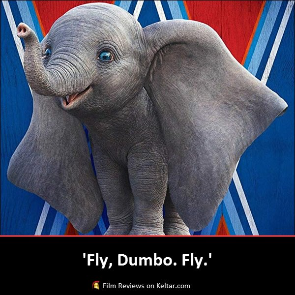 Dumbo review – a passable Disney remake