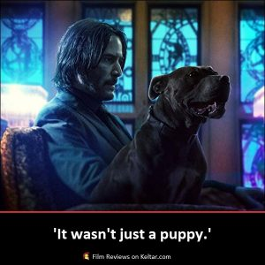 John Wick: Chapter 3 – Parabellum (2019) is a relentlessly entertaining action movie