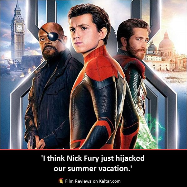 Spider-Man: Far From Home review – another excellent and heartfelt movie