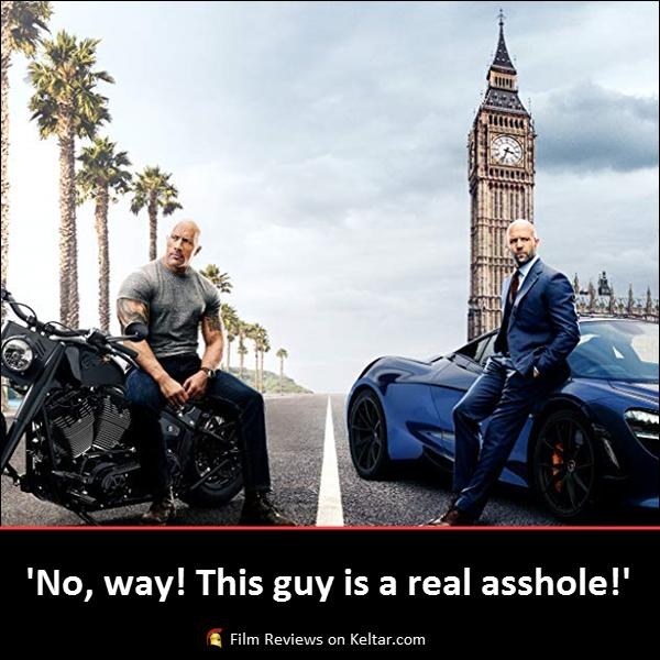 Fast & Furious: Hobbs & Shaw review – some mindless fun
