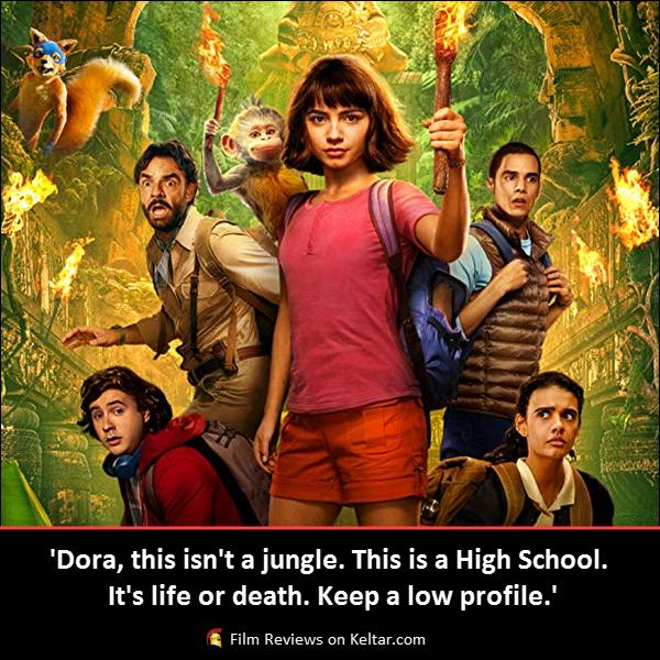 Dora and the Lost City of Gold review – a fun adventure film for kids