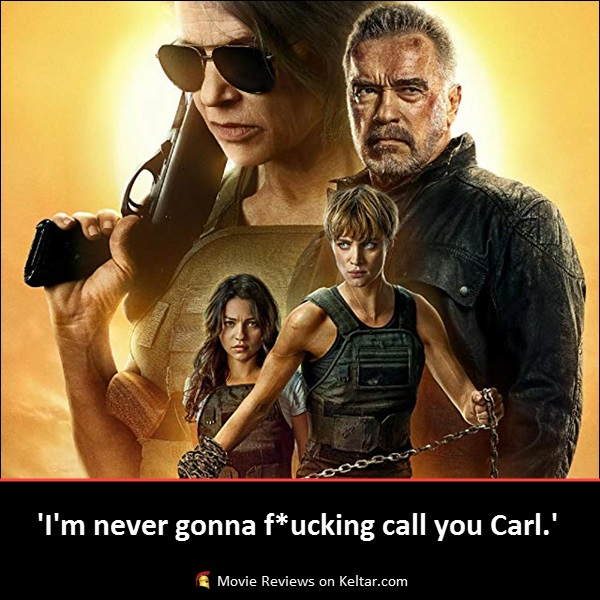 Terminator: Dark Fate (2019): 'An Unoriginal But Fun Terminator Movie'